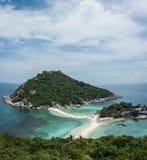 Isola di Koh Tao, Tailandia Fotografia Stock