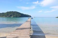 Isola di Kood fotografia stock libera da diritti