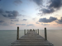 Isola di Kood del KOH Fotografia Stock