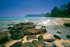 Isola di Kood del KOH, Tailandia immagine stock