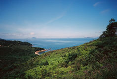 Isola di Lamma, Hong Kong Immagine Stock