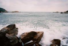 Isola di Lamma, Hong Kong Fotografie Stock