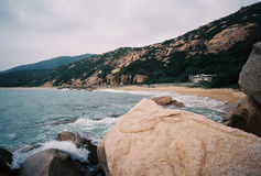 Isola di Lamma, Hong Kong Immagini Stock Libere da Diritti