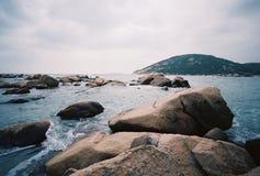 Isola di Lamma, Hong Kong Immagini Stock