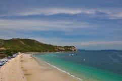 Isola di lan del KOH Fotografia Stock Libera da Diritti