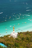 Isola di lan di Ko, Pattaya.#7 Immagine Stock
