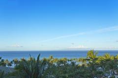 Isola di Lanai, HI Fotografia Stock