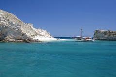 Isola di Leipsoi, Grecia immagine stock