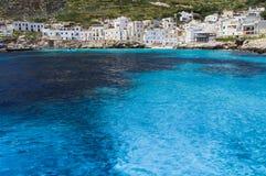 Isola Di Levanzo Obraz Royalty Free
