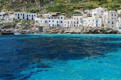 Isola di Levanzo Lizenzfreie Stockfotos