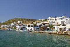 Isola di Liepsoi, Dodecanese, Grecia fotografie stock