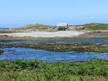 Isola di Lihou Fotografia Stock