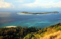 Isola di Lipe Fotografia Stock