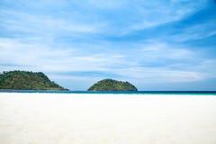 Isola di Lipe del KOH fotografia stock