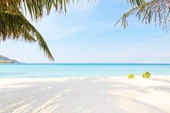 Isola di Lipe del KOH fotografie stock libere da diritti
