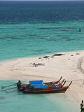 Isola di Lipe, Tailandia Fotografia Stock
