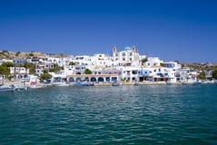 Isola di Lipsi, Grecia fotografia stock libera da diritti