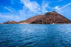Isola di Lobos Fotografia Stock