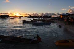 Isola di Mabul immagine stock