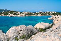 Isola di Maddalena della La, Sardegna, Italia Fotografia Stock Libera da Diritti