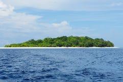 Isola di Mantique, Filippine immagini stock