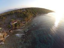 Isola di Menjangan fotografie stock