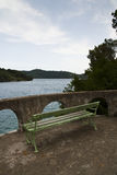 Isola di Mlje (Croazia) Immagini Stock Libere da Diritti