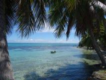 Isola di Moorea Fotografia Stock