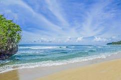Isola di Morotai Fotografia Stock