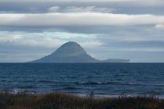 Isola di Moutohora Immagini Stock Libere da Diritti