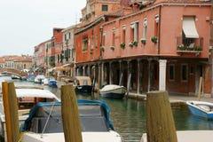 Isola di Murano Immagini Stock