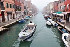 Isola di Murano, Venezia, Italia Fotografia Stock Libera da Diritti
