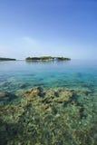 Isola di Murter - del Croatia Immagini Stock Libere da Diritti