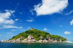 Isola di Nang yuan, Surat, Tailandia fotografie stock libere da diritti