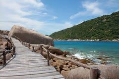 Isola di Nangyuan Fotografia Stock