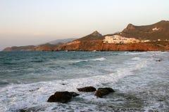 Isola di Naxos, Grecia immagini stock
