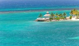 Isola di Ocho Rios, Giamaica fotografia stock