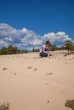 Isola di Olkhon, il lago Baikal Fotografie Stock Libere da Diritti