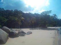 Isola di Pangkor Fotografia Stock Libera da Diritti