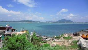 Isola di Pangkor, Malesia archivi video