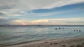 Isola di Panglao fotografia stock