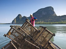 Isola di Panyi Fotografia Stock