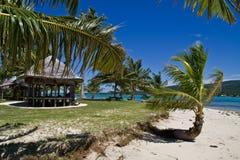 Isola di paradiso Immagini Stock