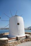 Isola di Paros Fotografie Stock Libere da Diritti