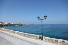 Isola di Paros Immagine Stock