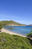Isola di Patmos, Grecia fotografia stock libera da diritti