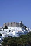 Isola di Patmos, Grecia Immagine Stock