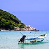Isola di Perhentian Kecil Fotografie Stock