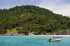 Isola di Perhentian Kecil Fotografia Stock Libera da Diritti