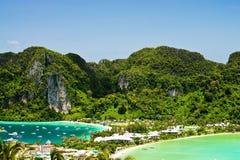 Isola di phi di Phi Fotografia Stock